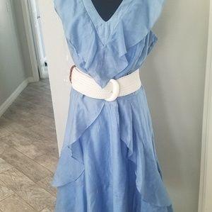 Blue Bebe Dress